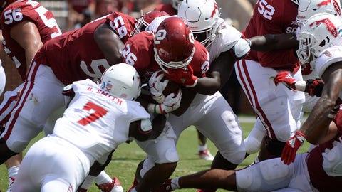 NCAA Football: Florida Atlantic at Oklahoma