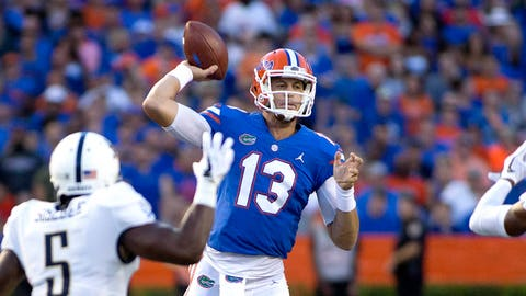 25. Florida Gators (138 Points)