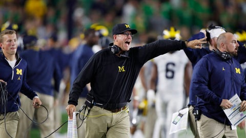 22. Michigan Wolverines (227 Points)