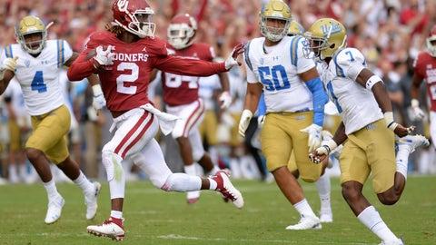 NCAA Football: UCLA at Oklahoma