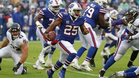 SIT: LeSean McCoy, RB, Bills: