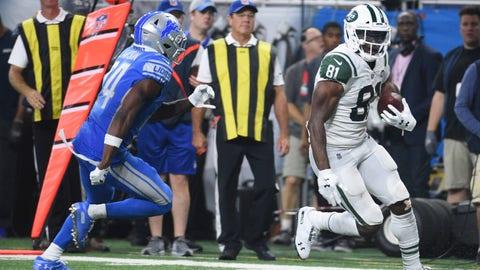 QUINCY ENUNWA, New York Jets (9.5):