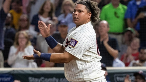 Is there a spot for Willians Astudillo?