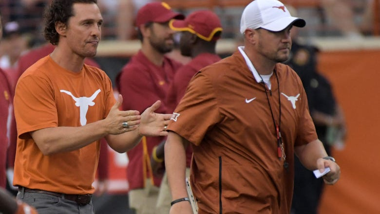 Herman put trust in Texas defense on big goal-line stand