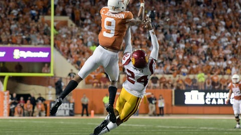 NCAA Football: Southern California at Texas