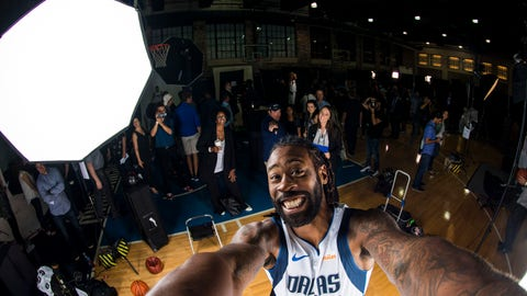 New faces debut new jerseys around the NBA