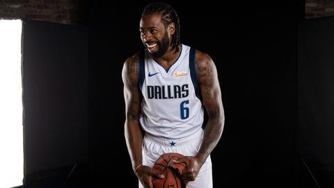 DeAndre Jordan - Dallas Mavericks
