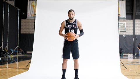 Marco Belinelli - San Antonio Spurs