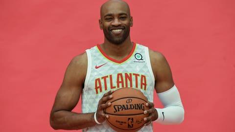 Vince Carter - Atlanta Hawks