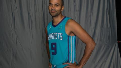 Tony Parker - Charlotte Hornets