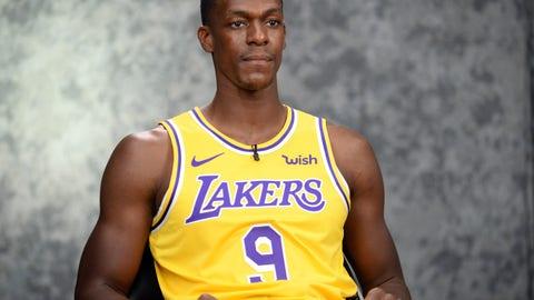 Rajon Rondo - Los Angeles Lakers