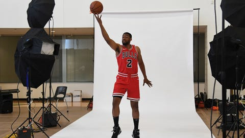 Jabari Parker - Chicago Bulls
