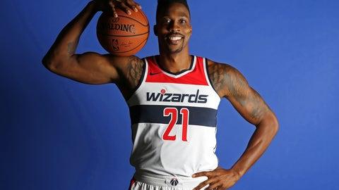Dwight Howard - Washington Wizards