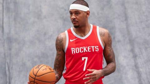 Carmelo Anthony - Houston Rockets