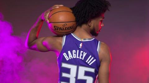 Marvin Bagley III - Sacramento Kings