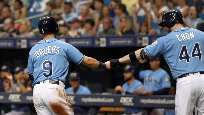 Rays top Blue Jays, cap best season in 6 years with 90th win