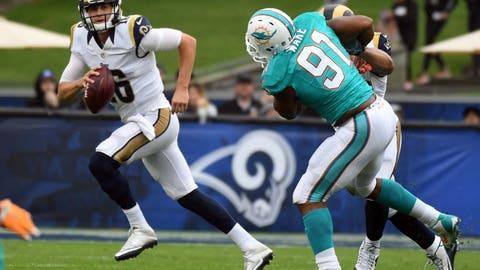 Jordan Phillips - Miami Dolphins - Defensive Tackle