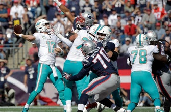 Dolphins hope for better play in trenches against Bengals