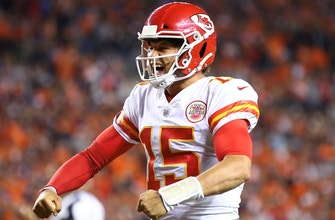 Shannon Sharpe says Patrick Mahomes was 'very impressive' after MNF debut in Denver
