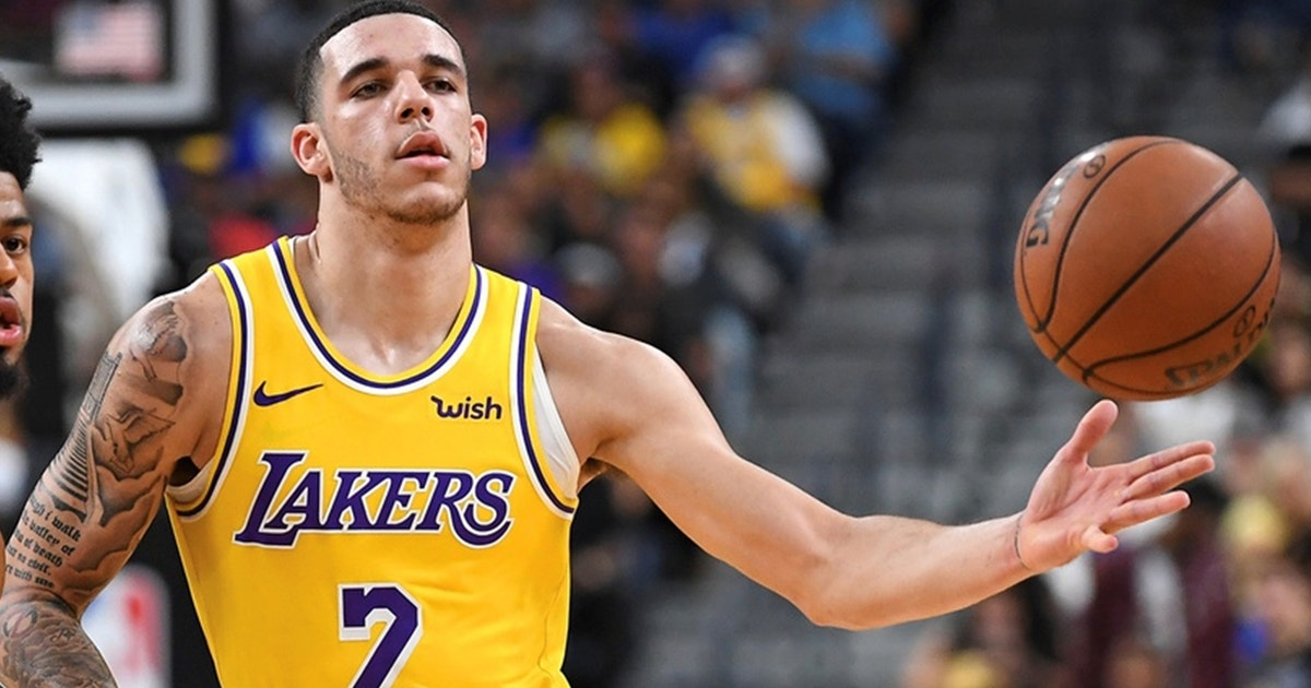 18b2f8247088 Shannon Sharpe on Lonzo Ball s preseason debut   I don t know what his role  will be