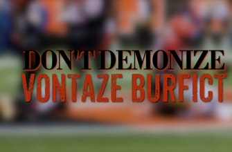 Jason Whitlock: Let's stop demonizing Vontaze Burfict over the Antonio Brown hit