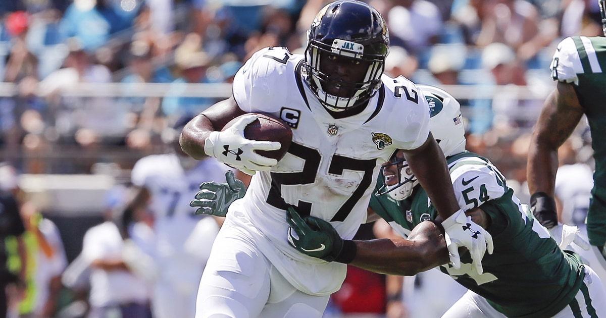 Jacksonville Jaguars: Jaguars Anticipating Having To Play Without RB  Leonard Fournette Again. The Jacksonvil