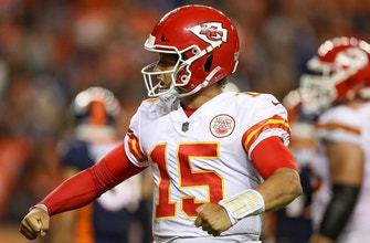 Nick Wright evaluates Mahomes' MNF comeback win: 'It was his best game this year'