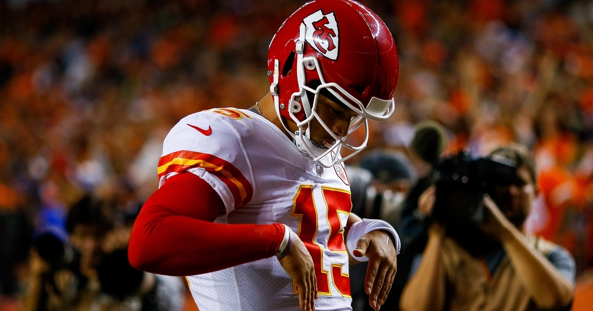 066d0ad1e Colin Cowherd on Mahomes  MNF comeback win  He s the most fascinating  football player to watch