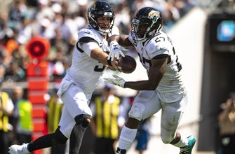 Jaguars rule RB Leonard Fournette out for Sunday's game against Chiefs