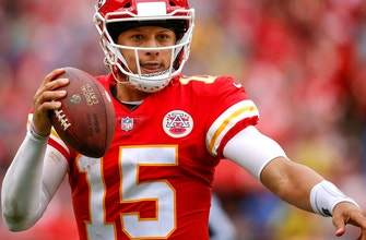 Colin Cowherd says pump the brakes on Patrick Mahomes taking the torch from Tom Brady
