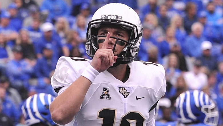 Preview: No. 10 UCF hoping for an easier time on road against East Carolina