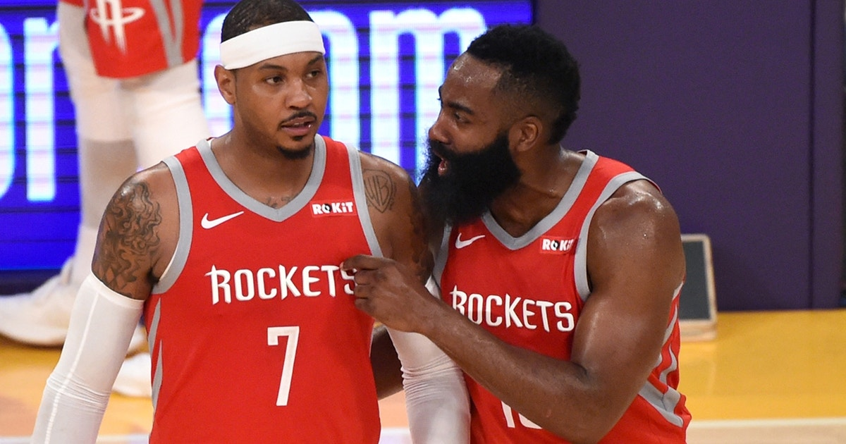Colin Cowherd explains why Golden State's dynasty is making the Rockets irrational