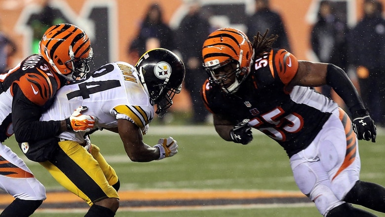 Jason Whitlock strongly believes Vontaze Burfict did 'nothing wrong' for hit against Steelers