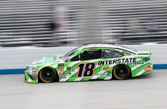 Kyle Busch, Harvick start NASCAR race at Dover on front row