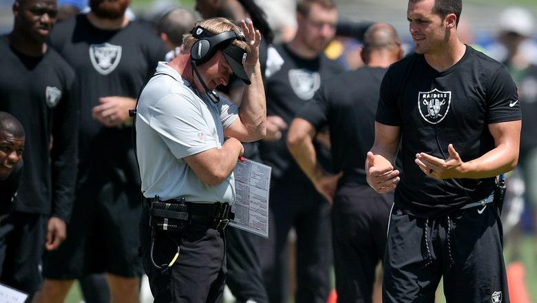 Derek Carr's struggles mirror Raiders woes past 2 years