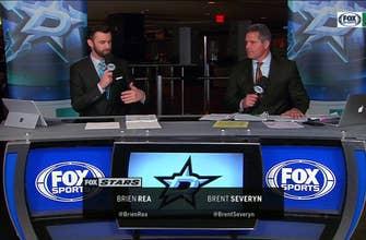 Stars fall to Maple Leafs 7-4   Stars Live