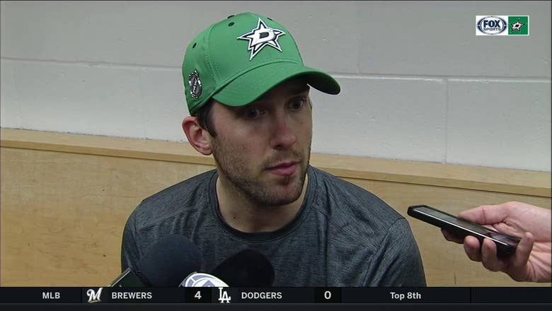 Ben Bishop: 'I thought we did a lot of good things tonight, it just didn't go in'