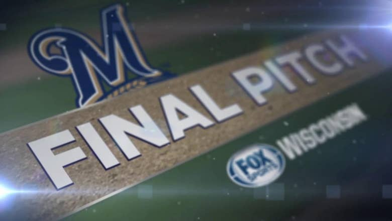 Brewers Final Pitch: Chacin dominates mound in Game 3 of NLCS