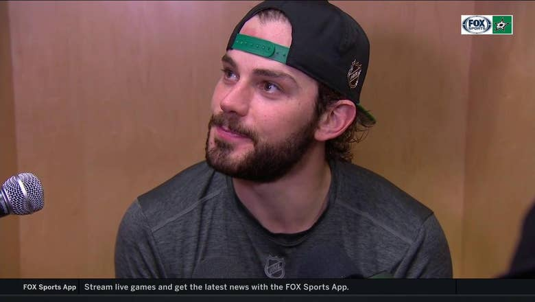 Tyler Seguin: 'We got some stuff to figure out'