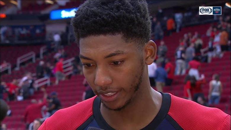 Elfrid Payton triple-double leads Pelicans Past Rockets