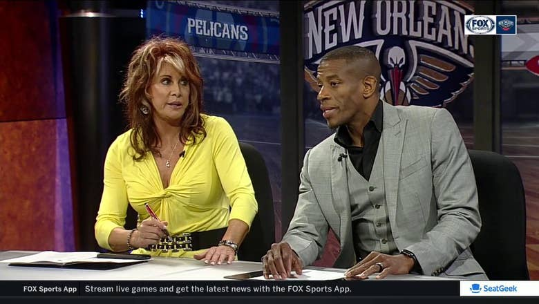 New Orleans playing fun basketball on way to win over Houston | Pelicans Live