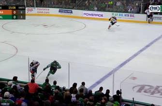 HIGHLIGHTS: Jason Dickinson tallies the 1st goal vs. Anaheim | Anaheim Ducks at Dallas Stars