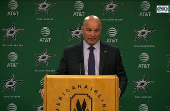 Jim Montgomery talks Stars effort in 5-2 win