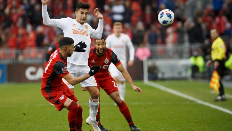 Toronto FC spoils Atlanta United's Supporters' Shield bid