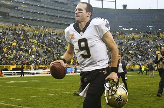 Colin Cowherd ranks Drew Brees over Aaron Rodgers on all-time best QBs list