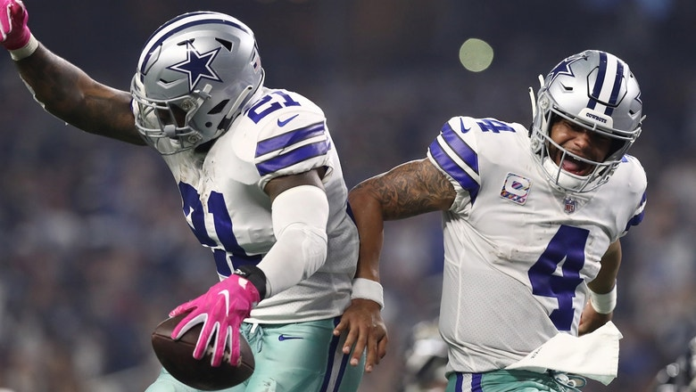 Skip Bayless questions the latest NFL power rankings after Cowboys ranked below the Redskins
