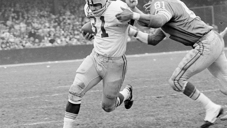 Jim Taylor, Hall of Fame fullback for Packers, dies at 83