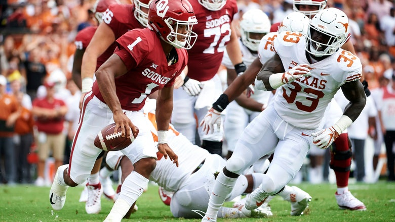 Surprising Texas, Murray among Big 12's midpoint best