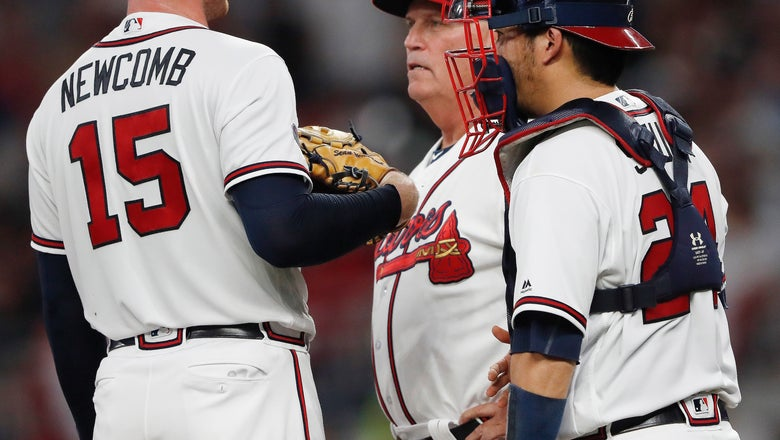 Snitker gets 2-year extension; managed Braves to playoffs