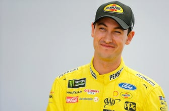 Joey Logano on why he loves being both a driver and an analyst